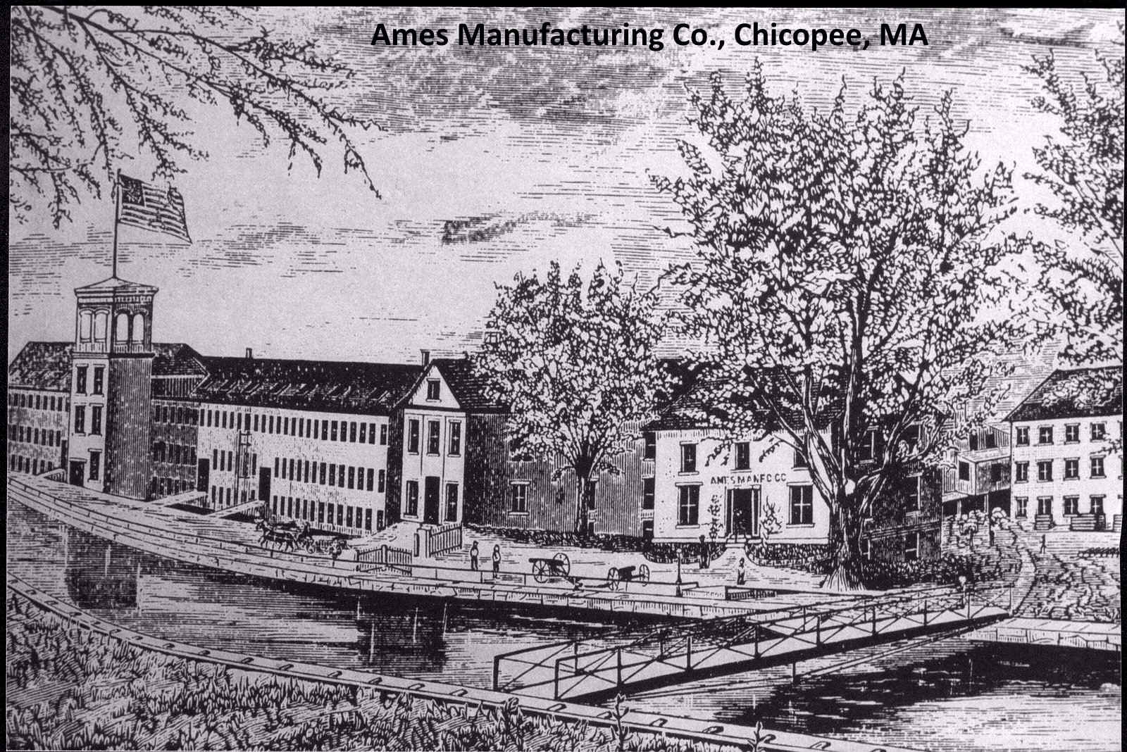 Ames Manufacturing Co., Chicopee, MA