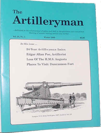 mountain howitzer artillery magazine plans