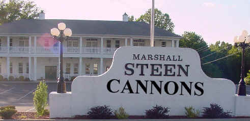 Marshall Steen Cannons